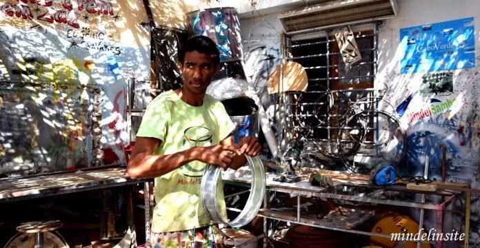 Mindel Samba:  Um projecto que usa o carnaval como fonte de rendimento o ano inteiro
