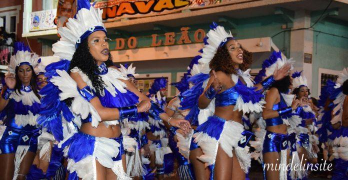"""Samba nega comentar """"assalto"""" de VO: """"Estamos focados em suplantar o desfile anterior"""""""