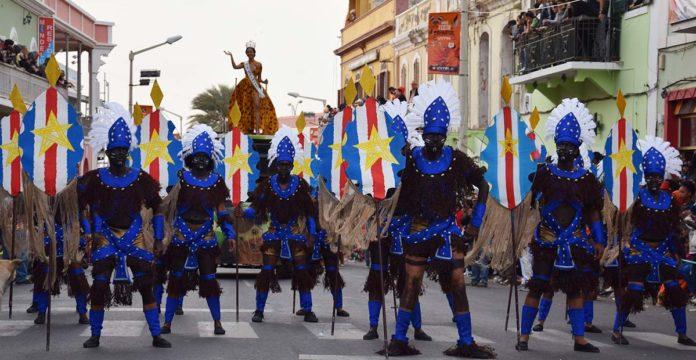 Confirmada participação oficial de Vindos do Oriente no Carnaval 2020